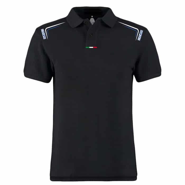 POLO SKID NOIR