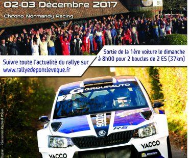 2éme Rallye Régional de Pont l'Évêque